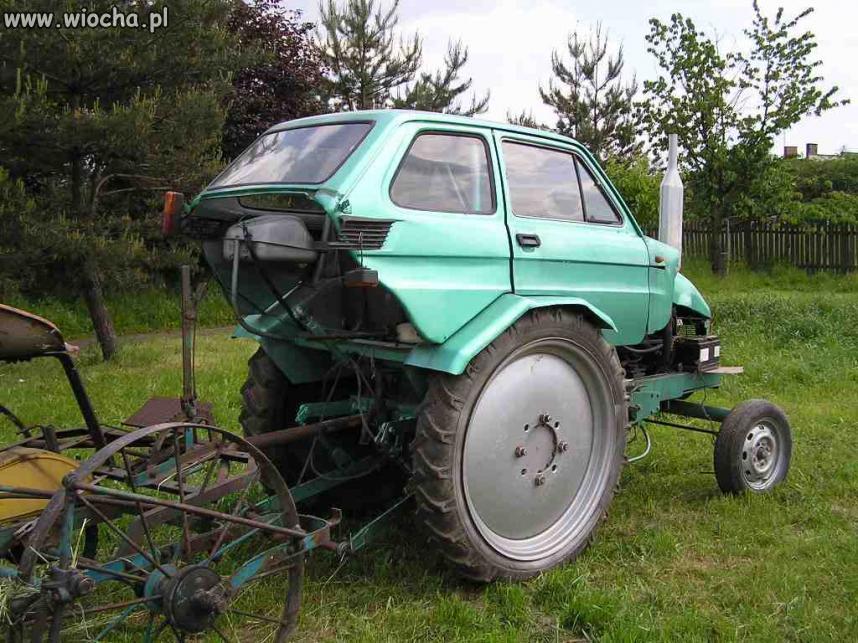 I znów polski rolnik