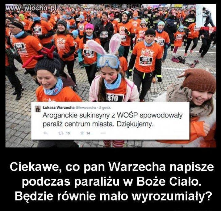 Komentarz polskiego dziennikarza