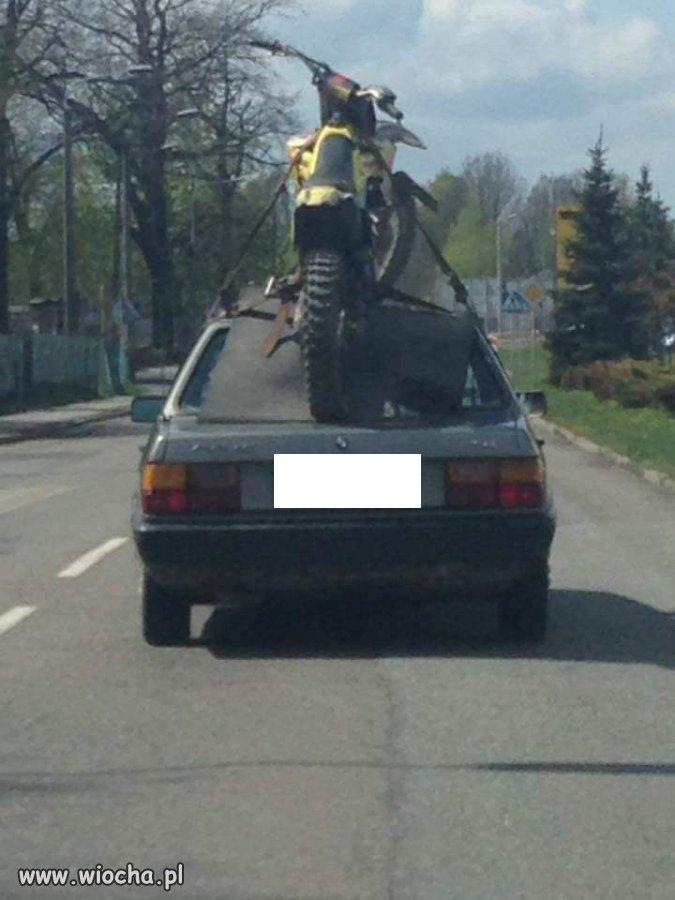 """""""Miszcz"""" transportu"""