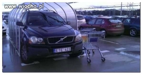 Nie tylko w Polsce są zdolni kierowcy