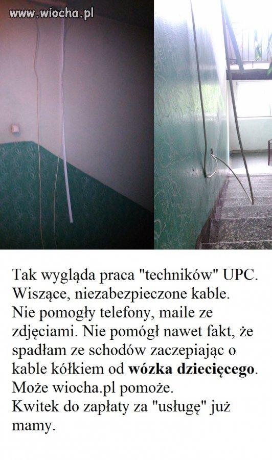 Usługi techniczne UPC Chorzów