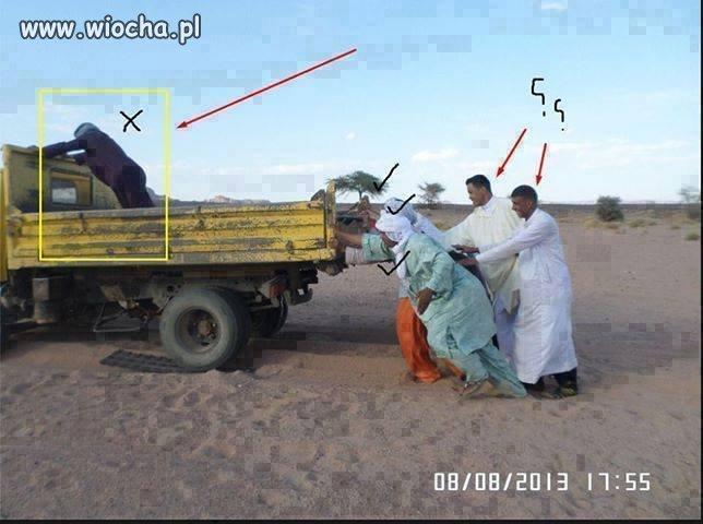 Arab i wszystko jasne