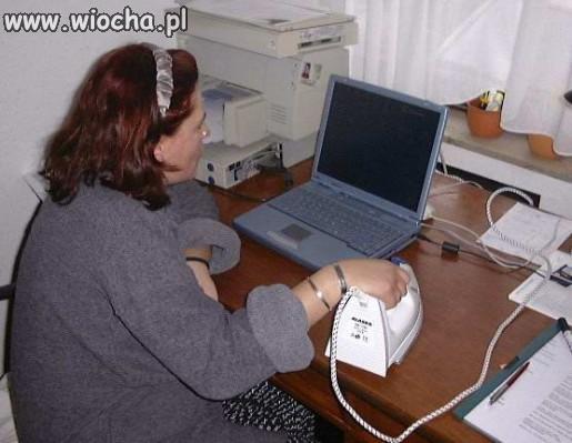 Nowa mysz laserowa