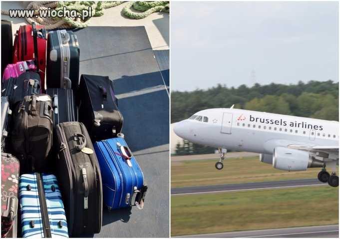 41 Polaków wyrzuconych z belgijskiego samolotu