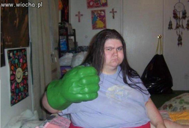 Hulk powraca