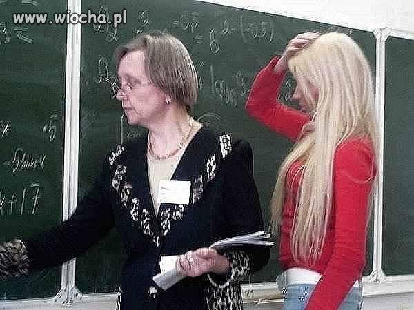 Za trudna matematyka...