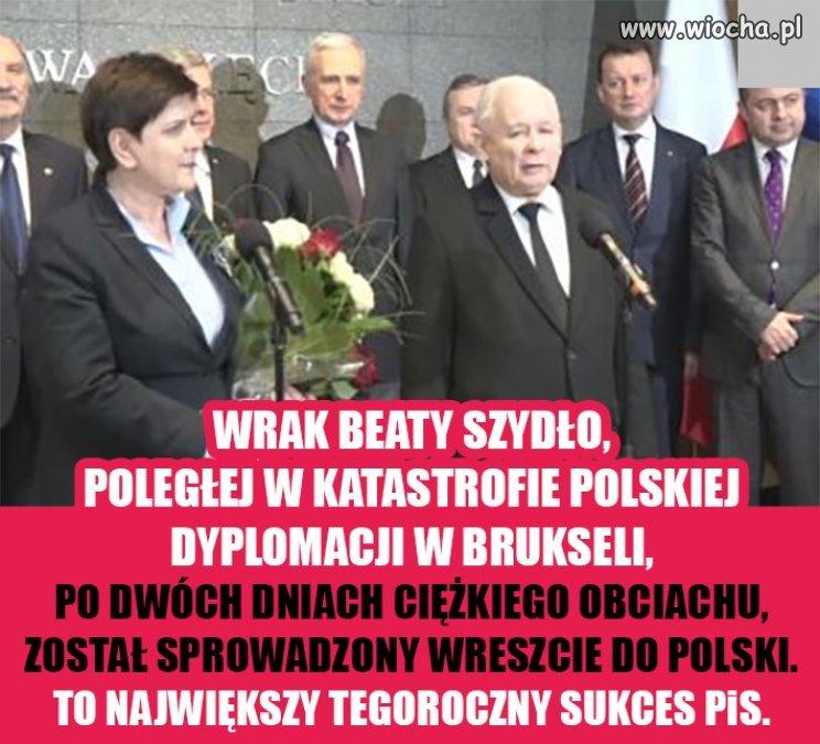 Wielki sukces polskiego rządu !