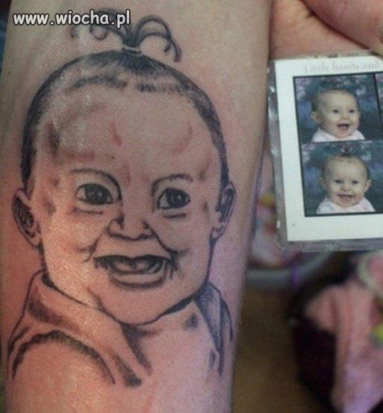 """""""Dobry"""" tatuaż nie jest zły"""