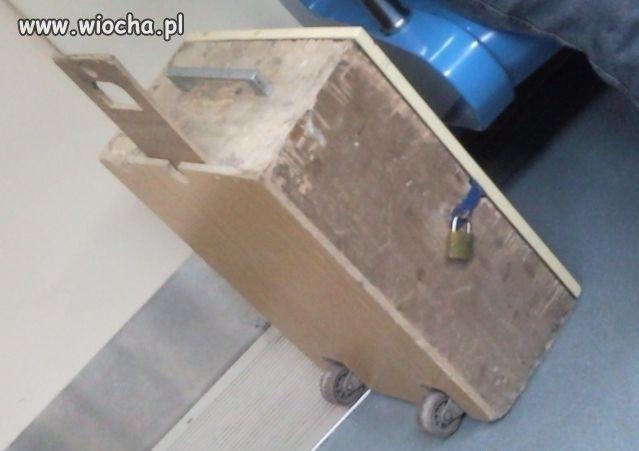 Oryginalna walizka