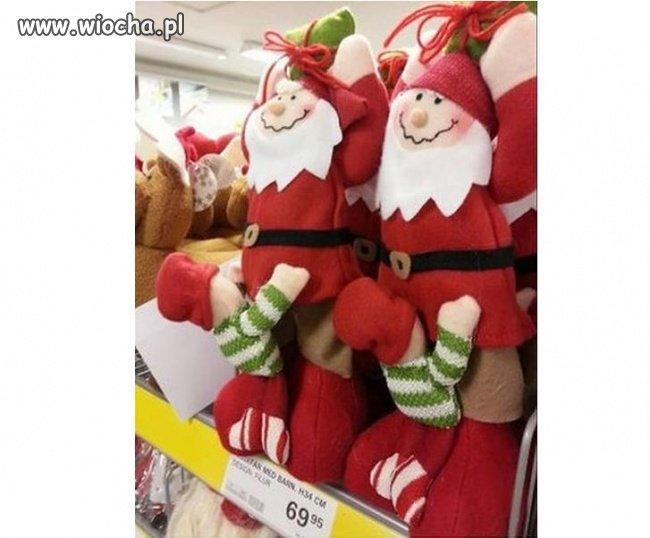 Teraz wiem do czego służą elfy...