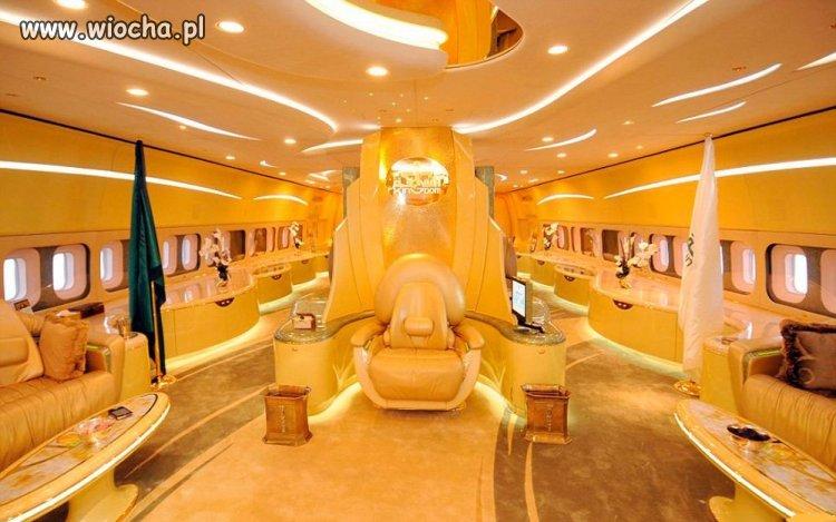 Nowy rządowy samolot dla premiera.
