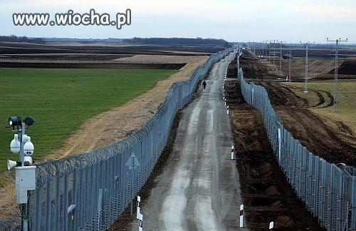 Nowy mur na węgierskiej granicy