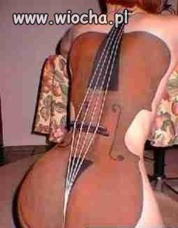 Instrumentalna  kobieta