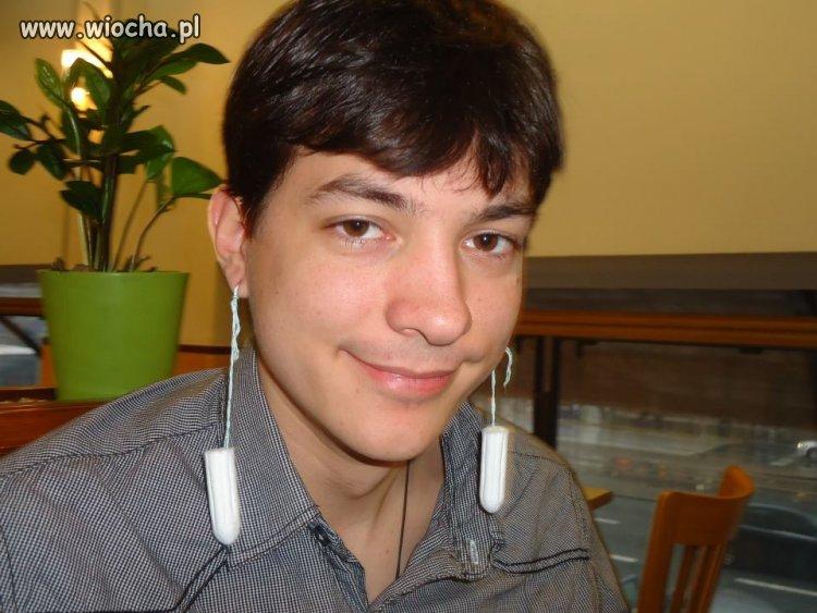 Tampony w uszach