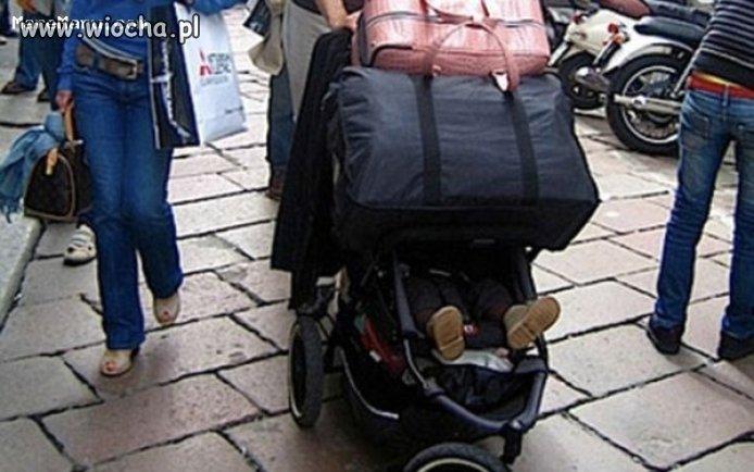 "Wózek ""bagażowy"""
