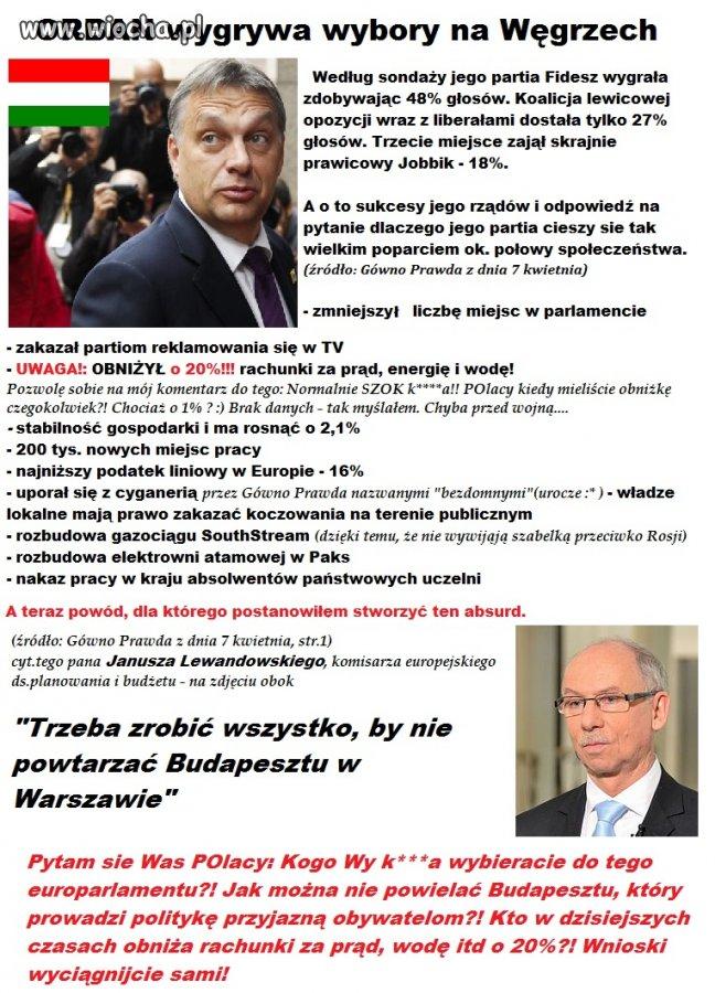 Skandaliczna wypowiedź komisarza europejskiego