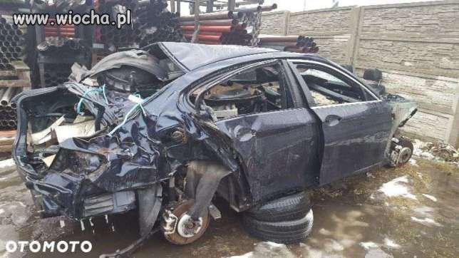 BMW 5 2015 tylko 25,5k PLN- uszkodzony