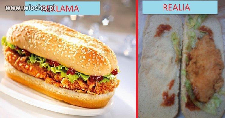 Longer w KFC