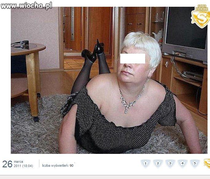 Sexy foczka na emeryturze