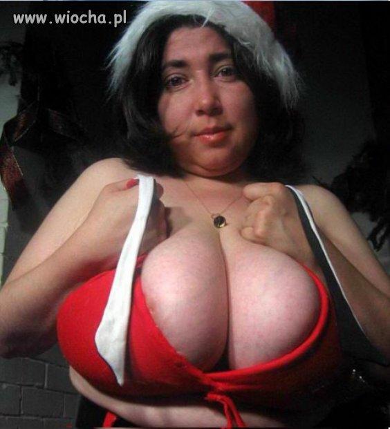 Żona Mikołaja?