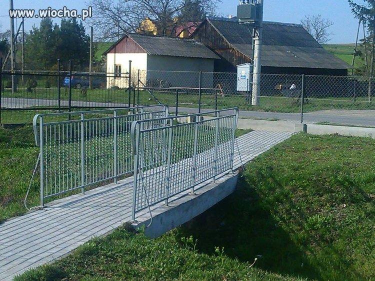 Budujemy mosty dla Pana starosty.