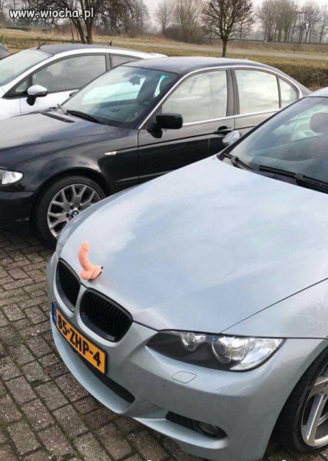 BMW po tuningu