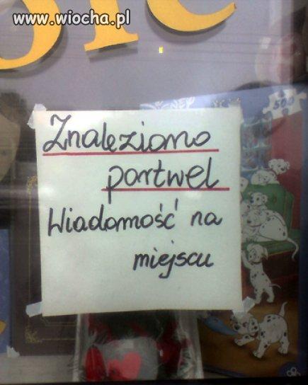 """Znaleziono """"portwel"""""""