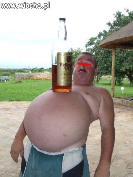 Piwny brzuszek