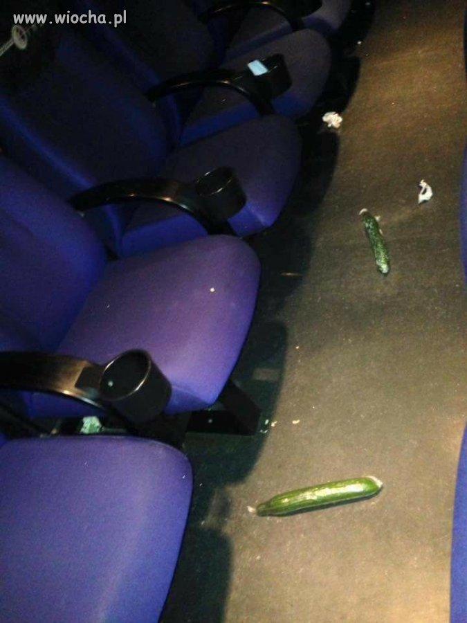 W kinie po seansie Ciemniejsza strona Greya