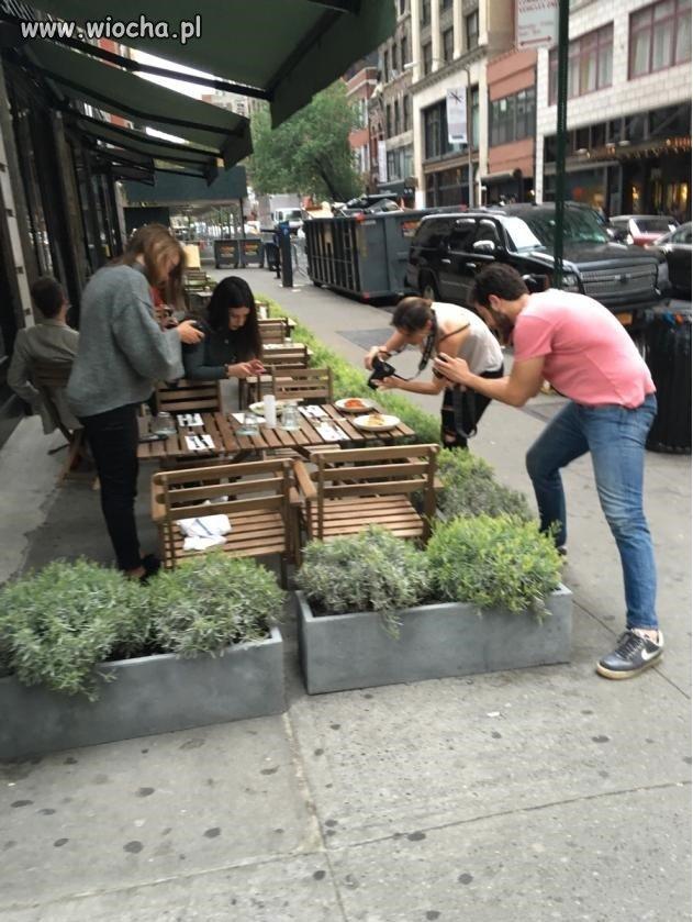 A tak wygląda lunch hipsterów