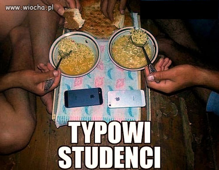 Typowi Studenci Hipokryci.