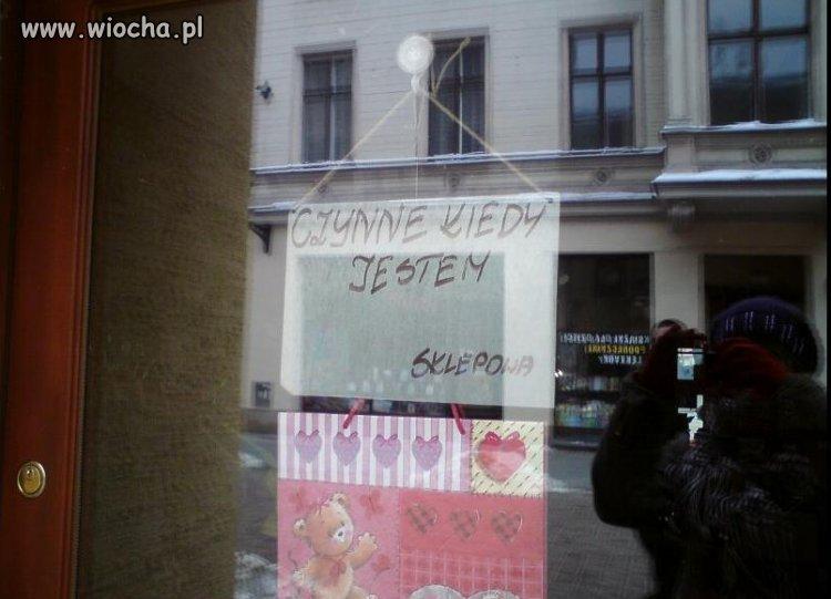 Polska sklepowa