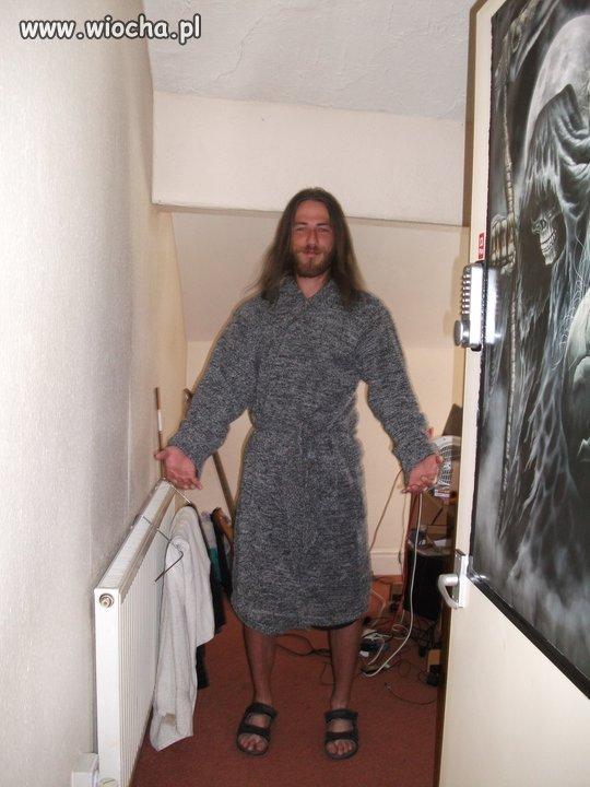 Jezus czeka z otwartymi ramionami na facebooku