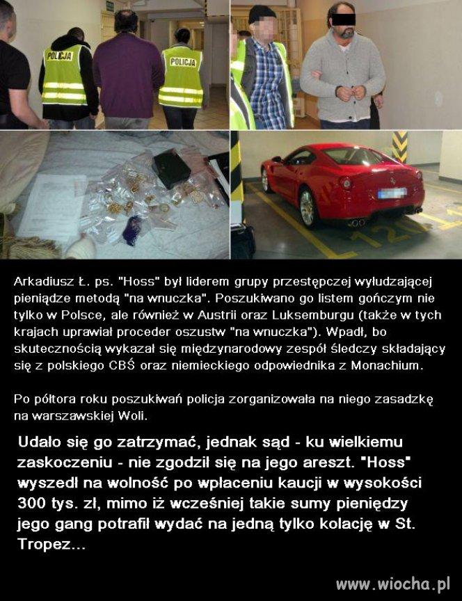 Cygańska krew i sprawiedliwość polskiego Sądu..