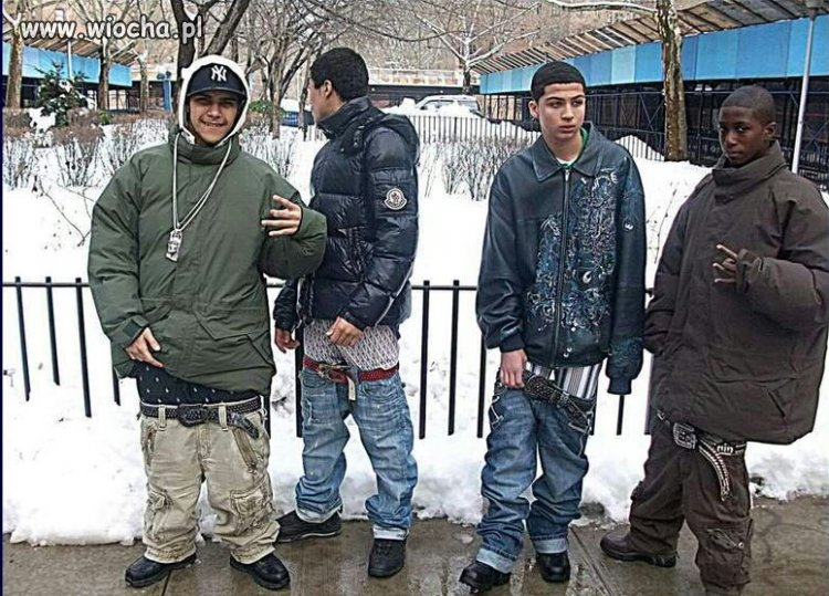 Gangsta XXI wieku
