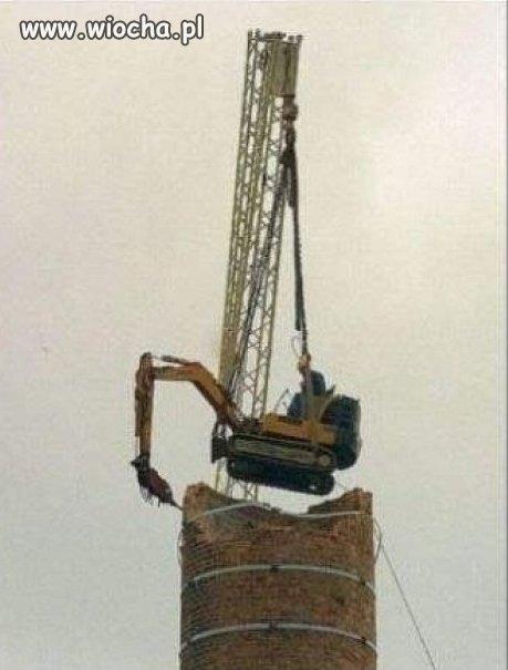 Rozbiórki budowlane
