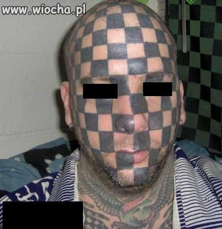 Psycho Fan ... szachowy