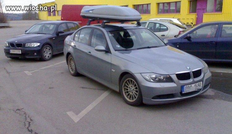 Jeżdzę BMW...