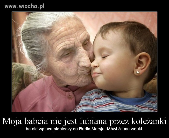 A kogo wspierają bardziej twoi dziadkowie?