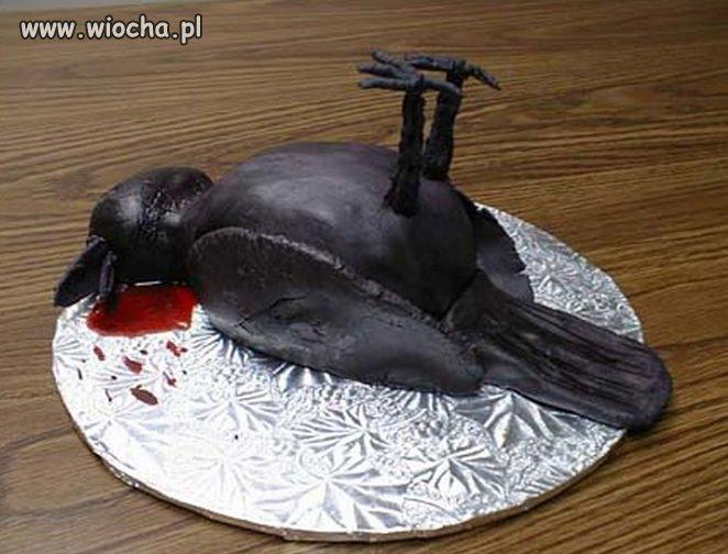 Tort urodzinowy dla teściowej.