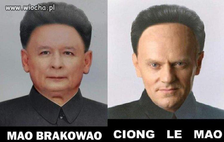 Polscy przywódcy...