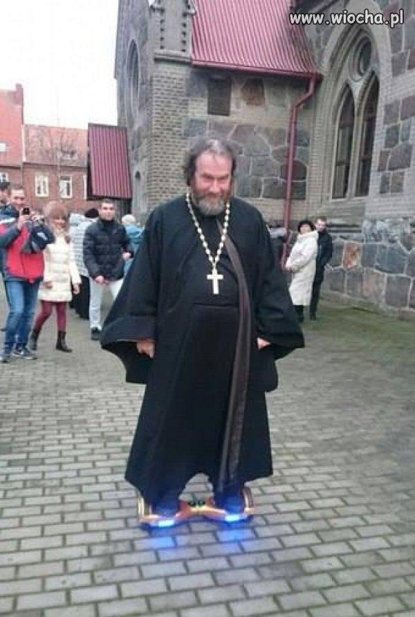 W średniowieczu łatwiej było wierzyć w maga