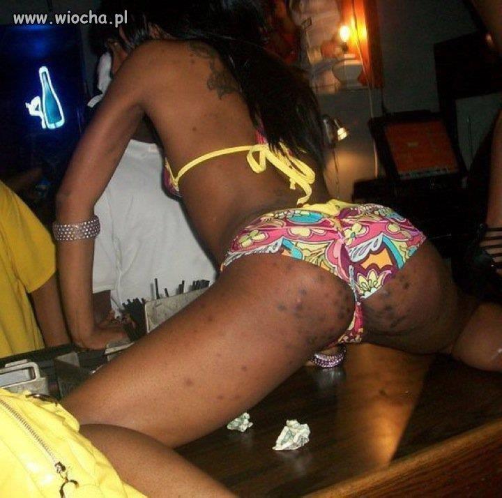 Striptizerka i jej ponętne ciało