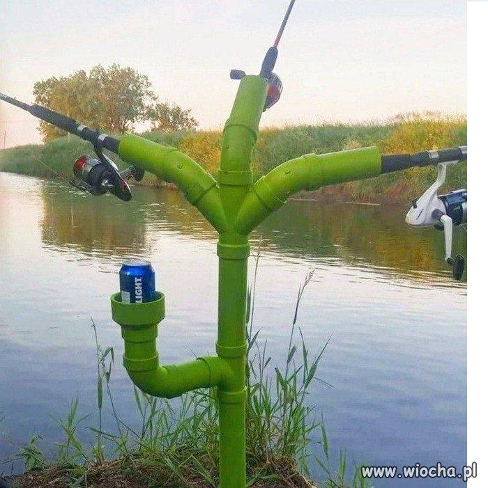 Inżynierowie poszli na ryby