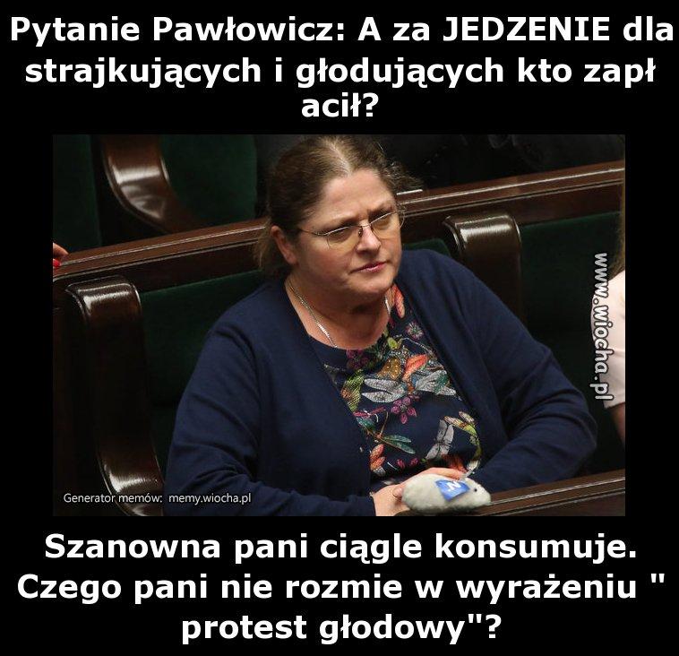 Poseł Pawłowicz na tropie spisku.