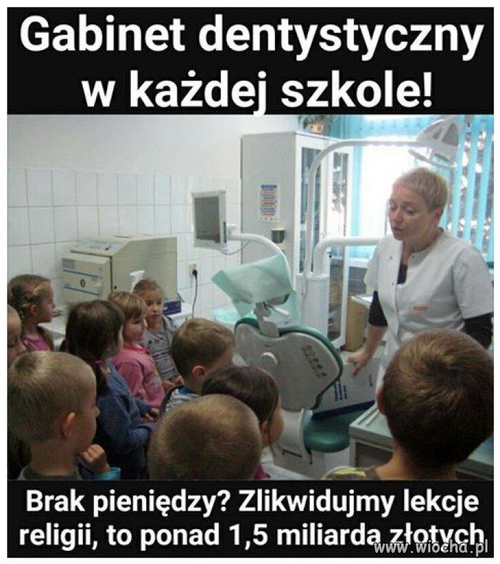 A nie lepiej dzieciaków uczyć