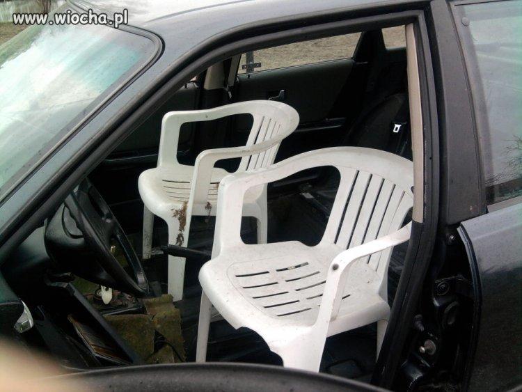 Kubełkowe Fotele w Astrze.