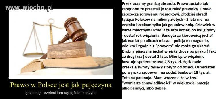Prawo w Polsce...