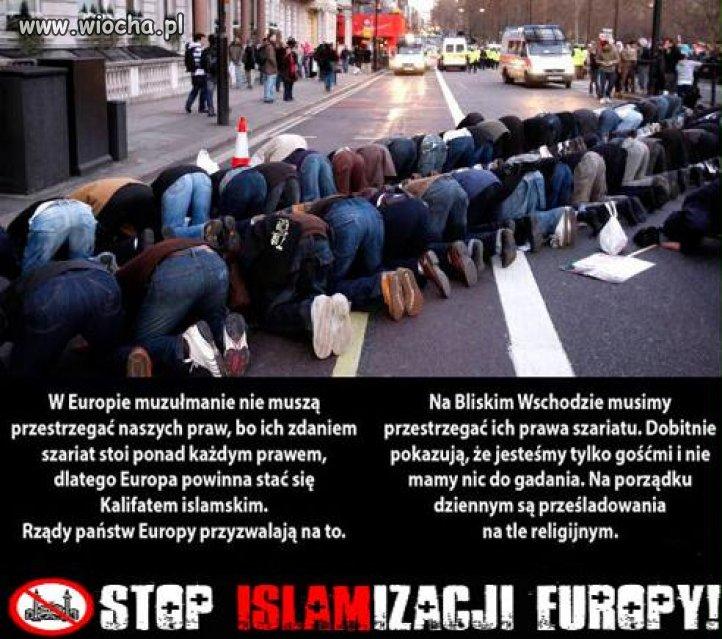 Islamska religia pokoju.