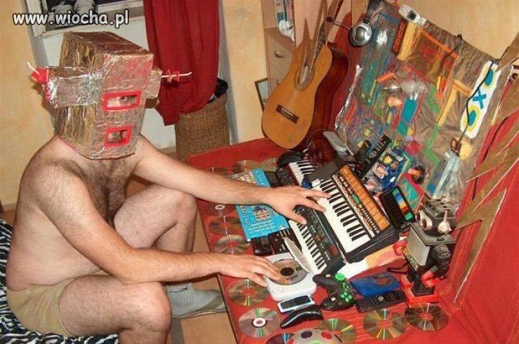 Cyber DJ